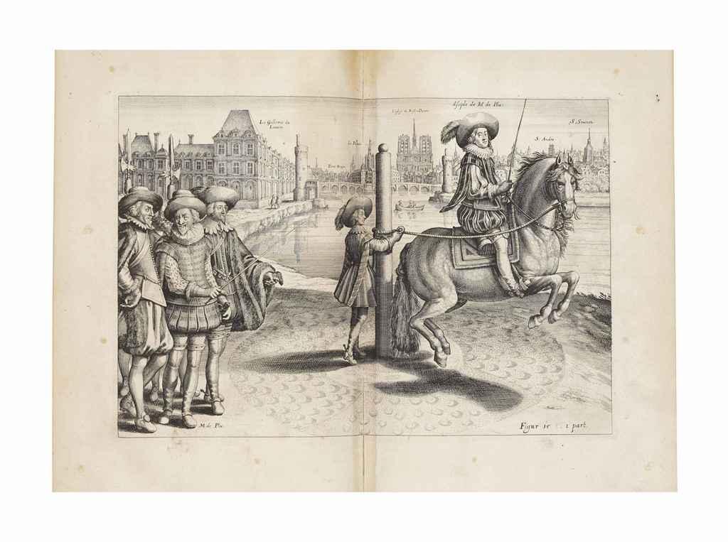 PLUVINEL, Antoine (1555-1620).