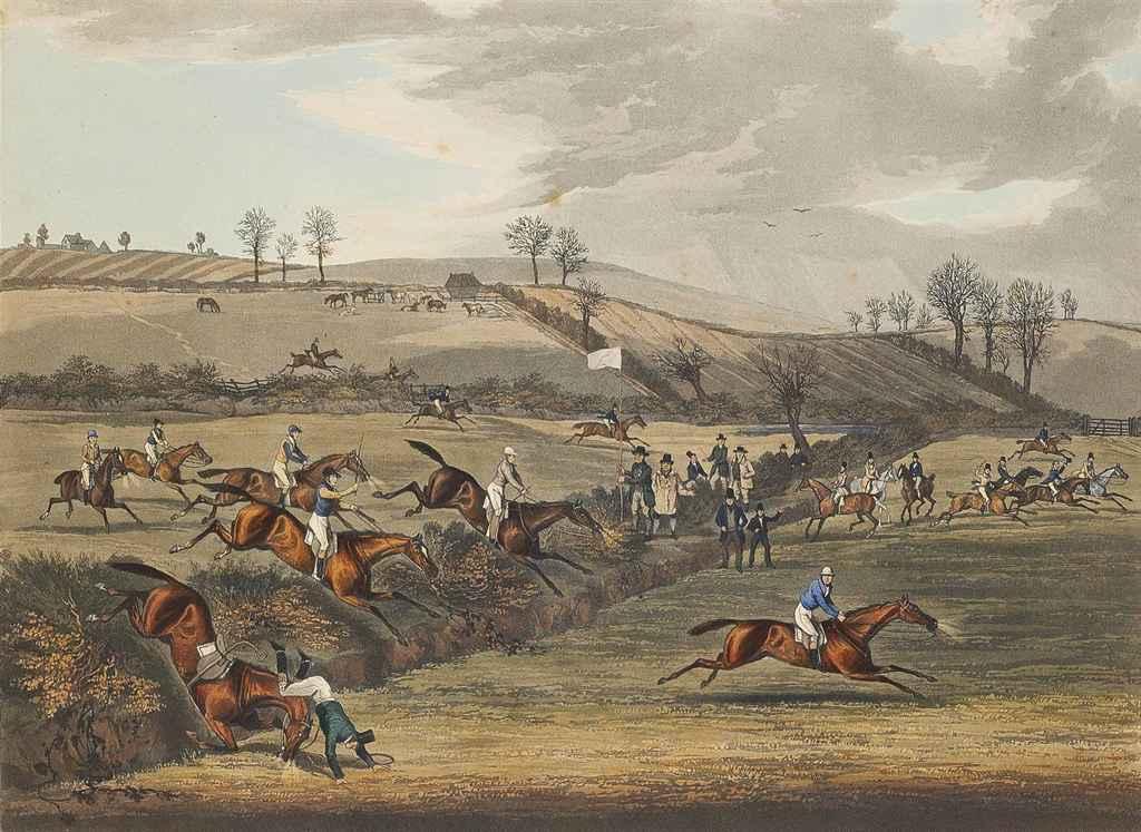 POLLARD, James (1792-1867). No