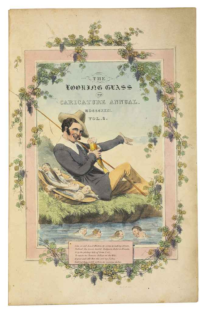 The Looking Glass; or, Caricat