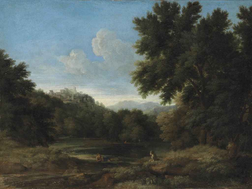 Attributed to Gaspard Dughet (