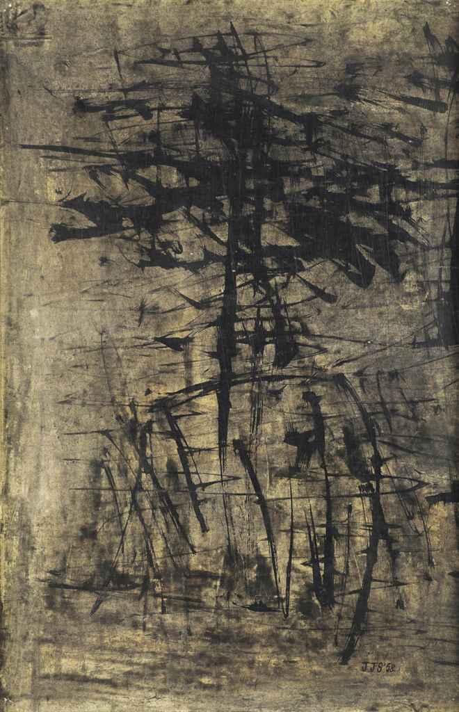 JAN SCHOONHOVEN (1914-1994)