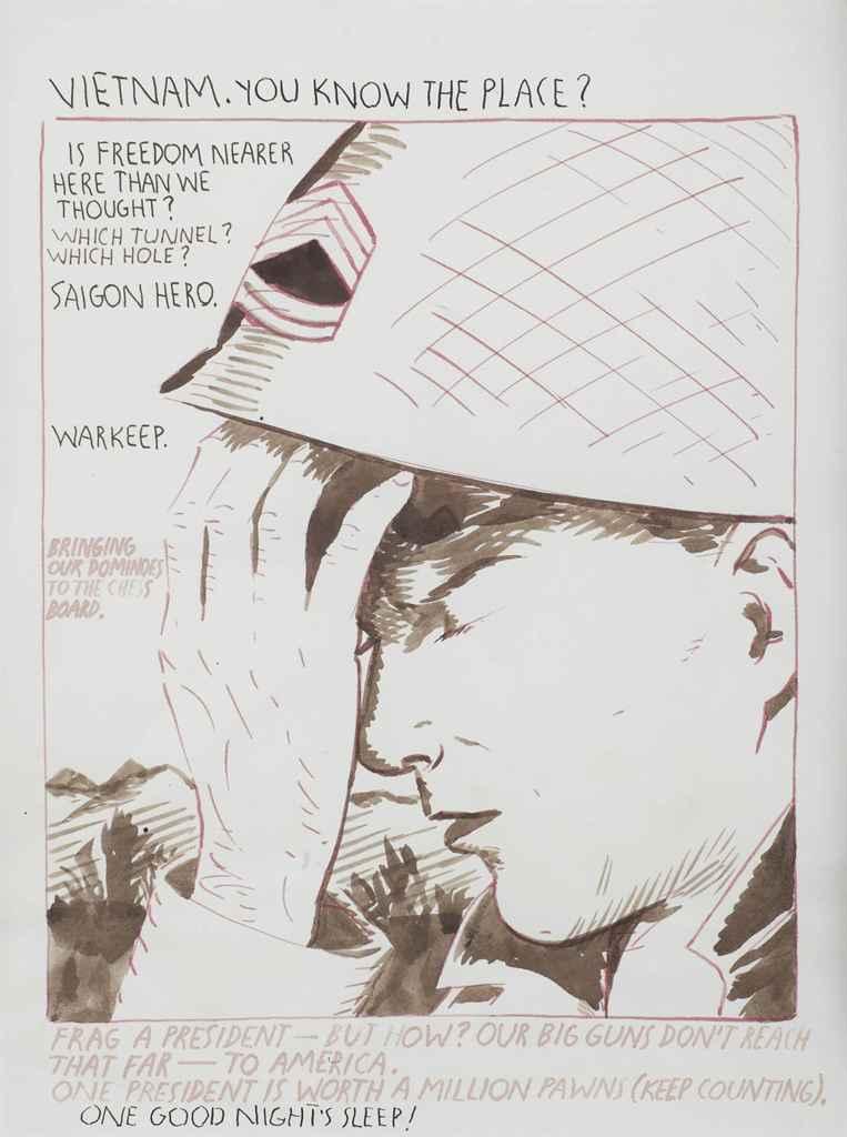 RAYMOND PETTIBON (B. 1957)