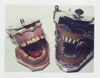 Dental Molds, 1982-1983