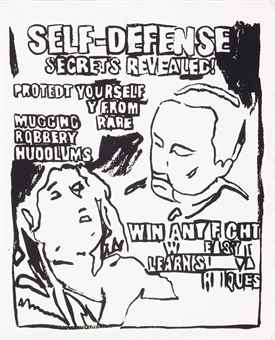 Self-Defense (Positive)