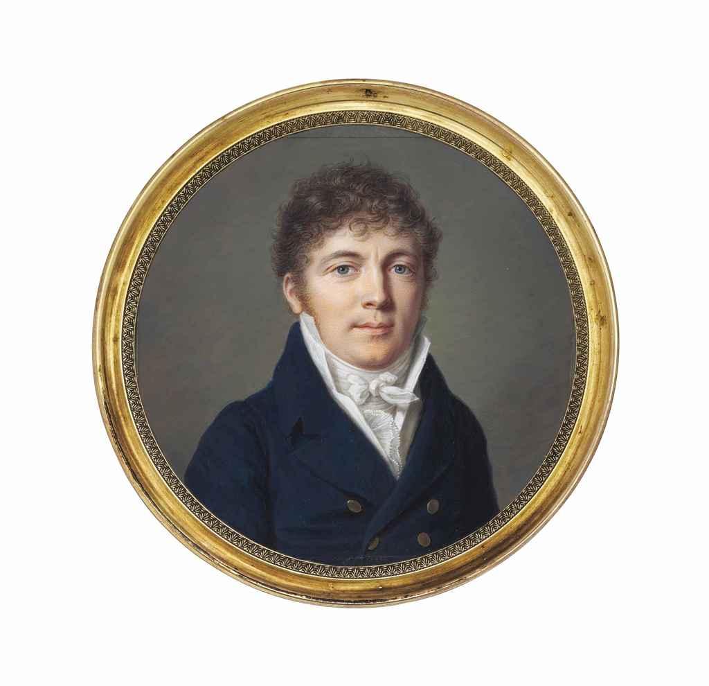 PIERRE-LOUIS BOUVIER (SWISS, 1