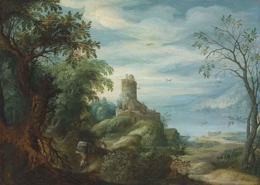 Abraham Govaerts (Antwerp 1589