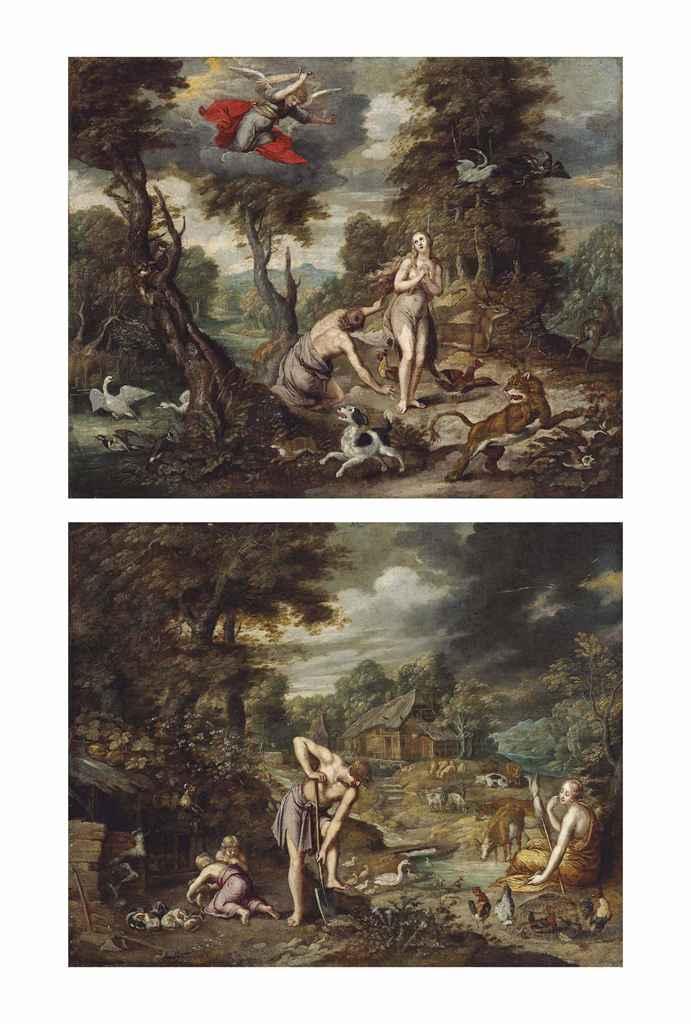 Studio of Jan Breughel II (Ant