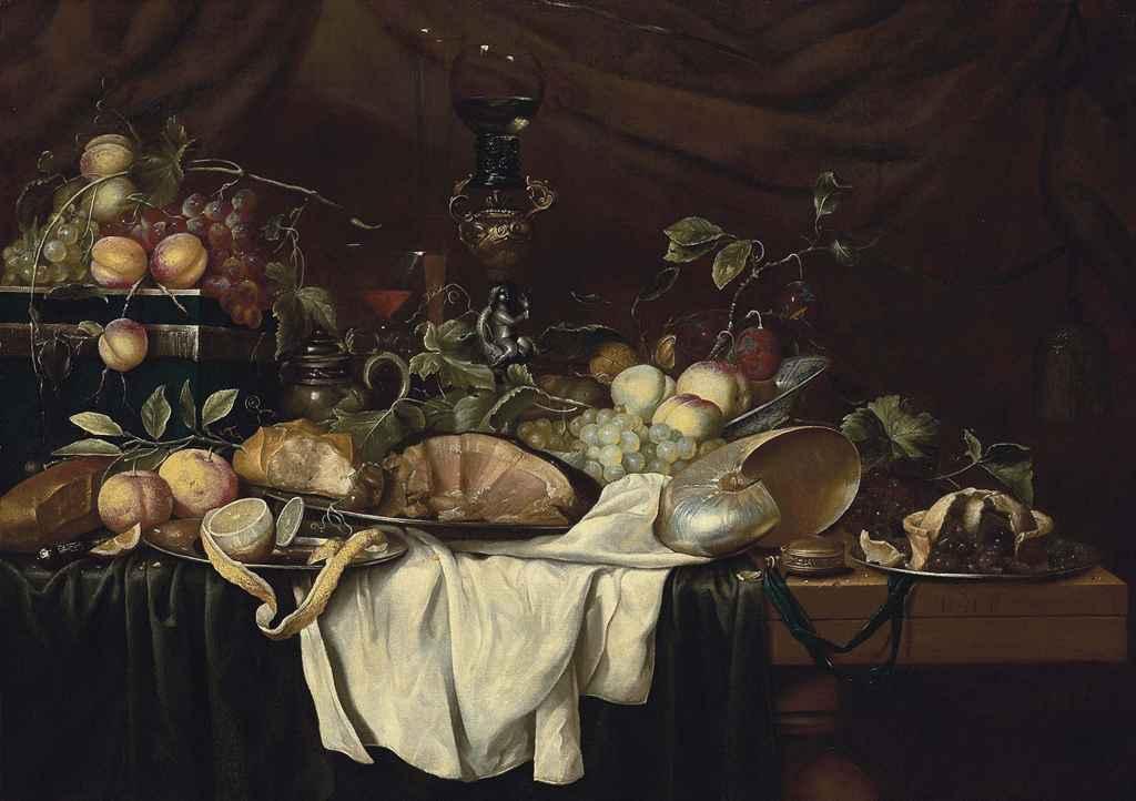 Studio of Joris van Son (Antwe