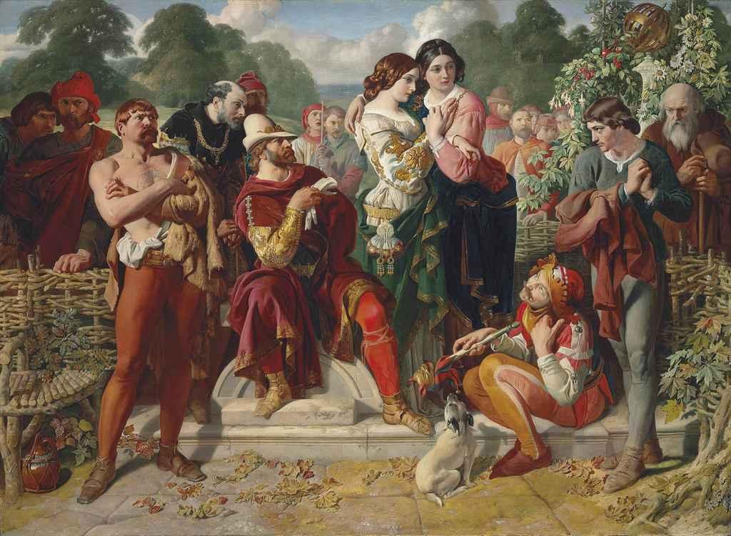 Daniel Maclise, R.A. (1806-187