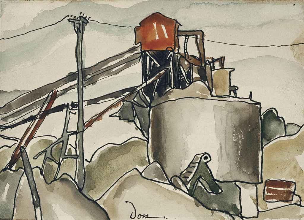 Arthur Dove (1880-1946)