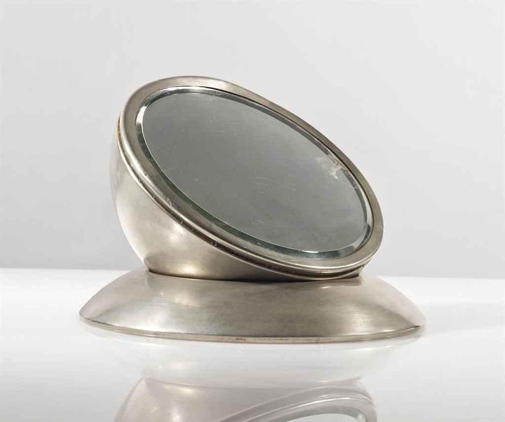 djo bourgeois georges bourgeois 1898 1937 miroir de coiffeuse orientable 1929 christie 39 s. Black Bedroom Furniture Sets. Home Design Ideas