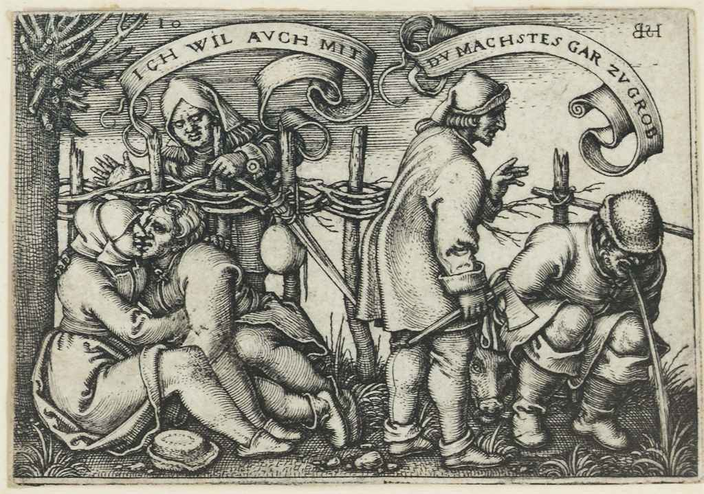 Hans Sebald Beham (1500-1550)