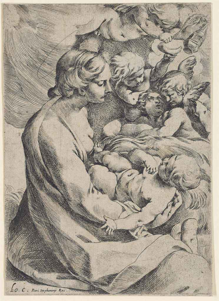 Lodovico Carracci (1555-1619)