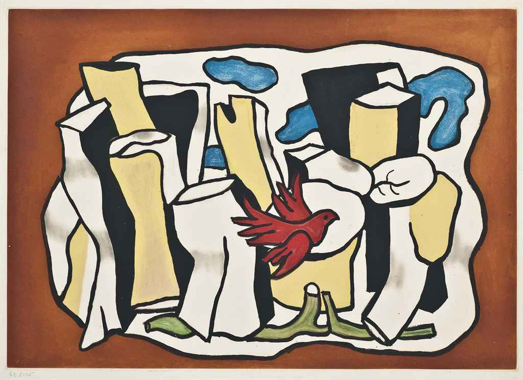 After Fernand Leger (1881-1955