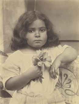 Portrait of A Young Sicilian Girl, c. 1916