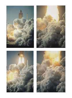 Columbia Space Shuttle Lift-Off, Cape Canaveral, FL