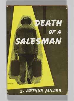 death salesman arthur miller essays