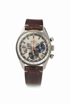 Zenith. A Stainless Steel Automatic Chronograph Wristwatch with Date