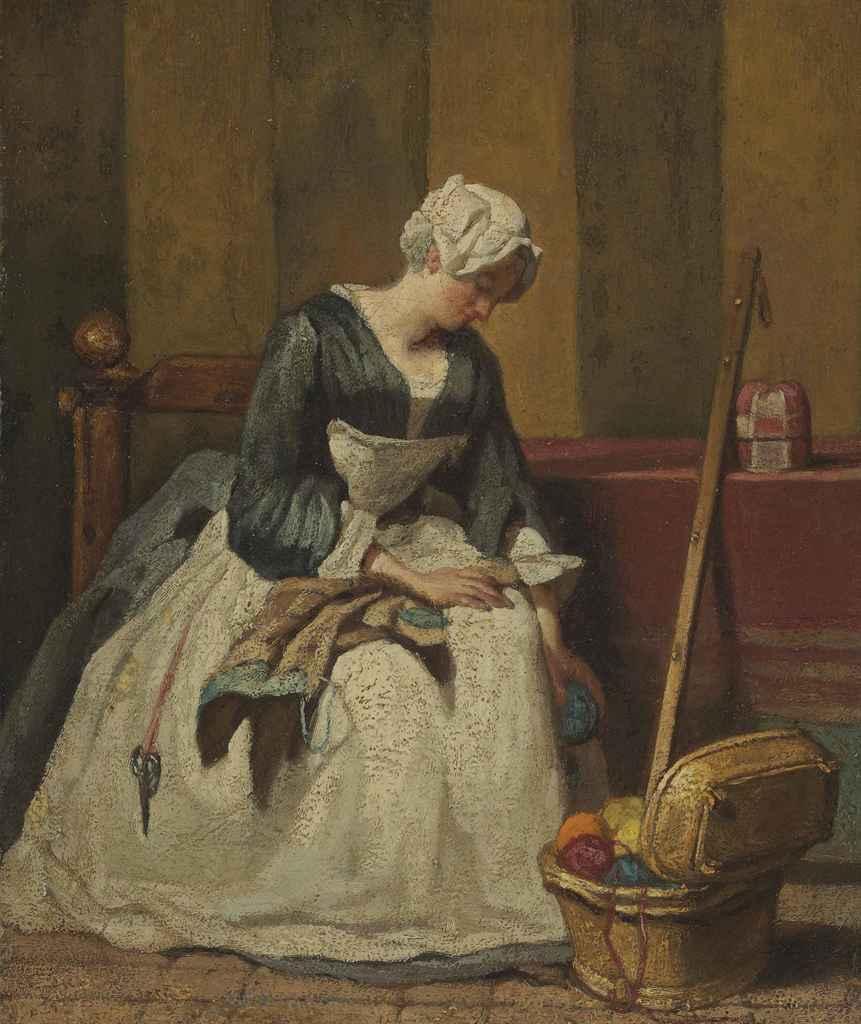 Jean-Baptiste-Siméon Chardin (