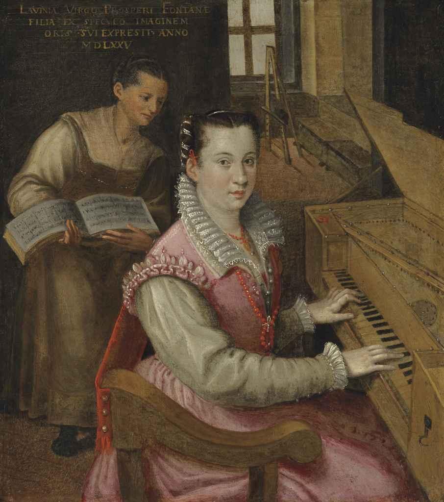 Studio of Lavinia Fontana (Bol