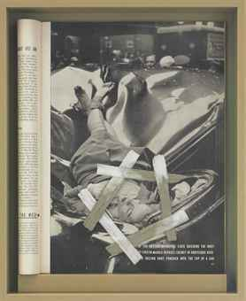 DRAWING RESTRAINT 17: Evelyn McHale