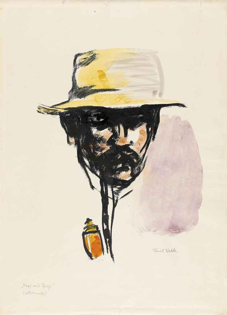 Emil Nolde (1867-1965)