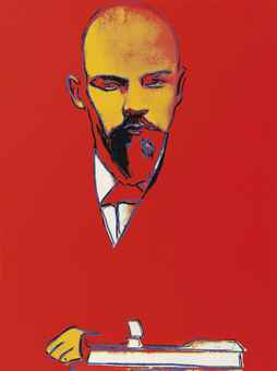 Red Lenin (F. & S. II.403)