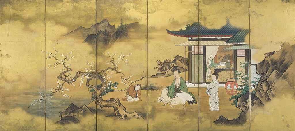 Kano Tansetsu (1655-1714)