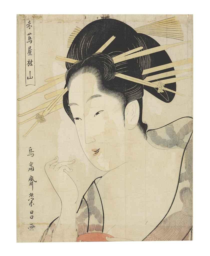 Chokosai Eisho (act. 1780-1800