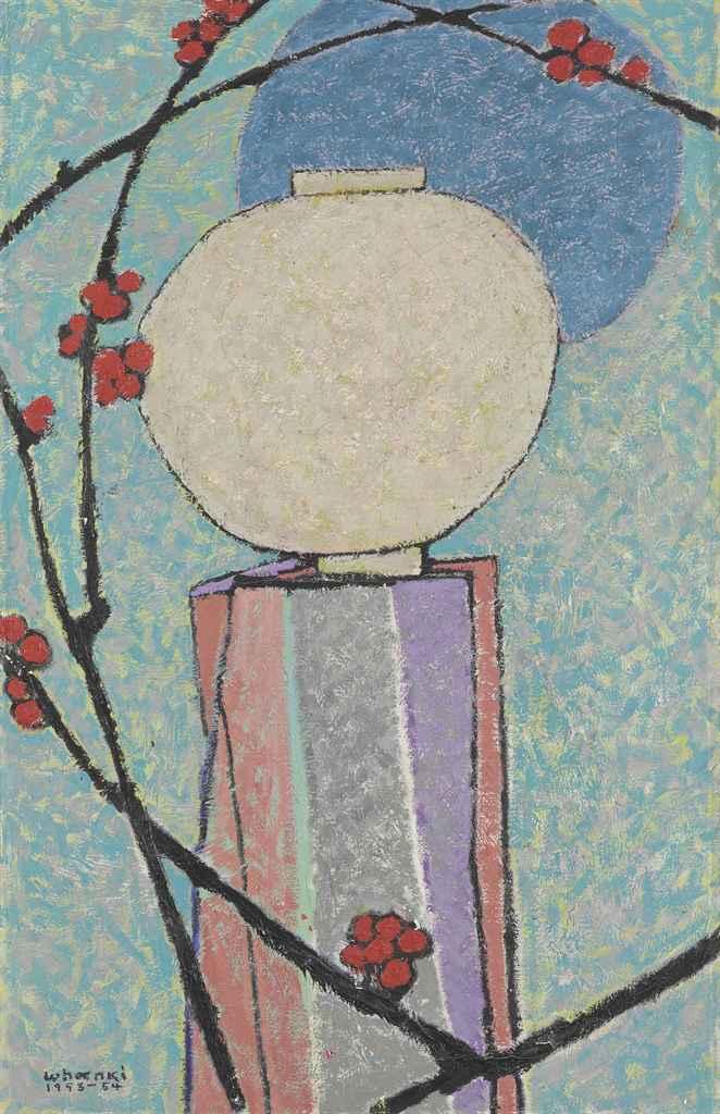 Kim Whanki (1913-1974)