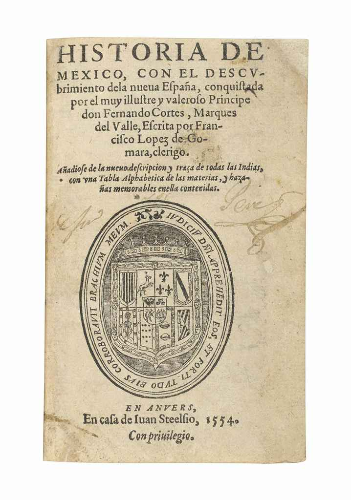 LOPEZ DE GOMARA, Francisco (c.