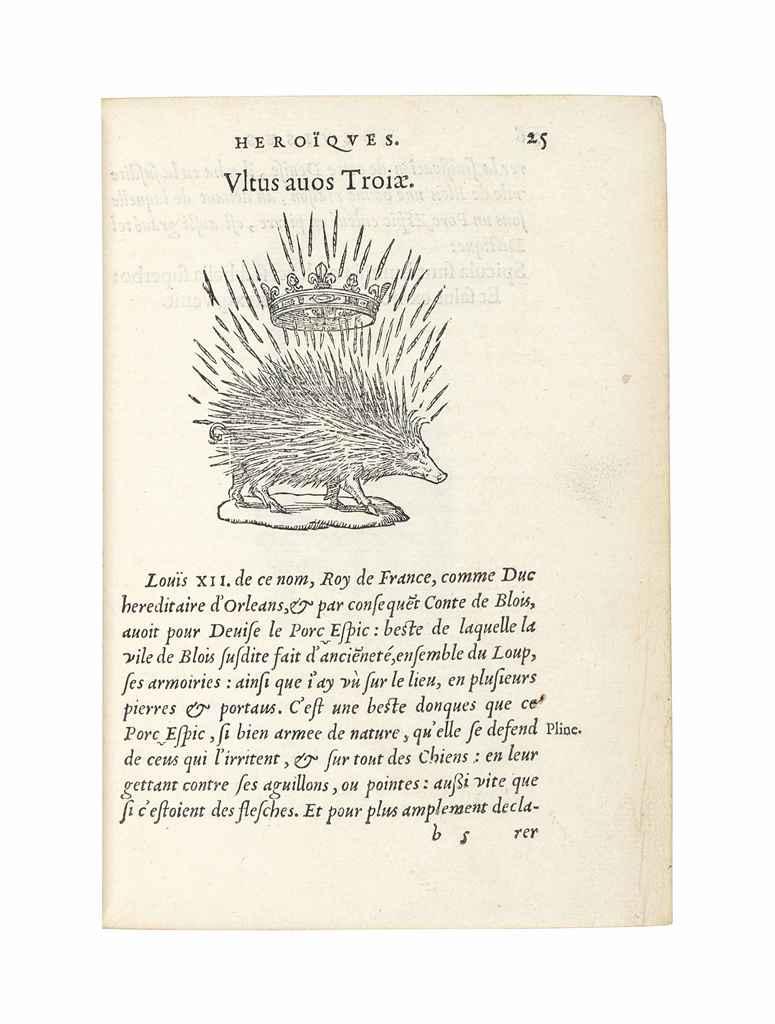 PARADIN, Claude (ca. 1510-1573