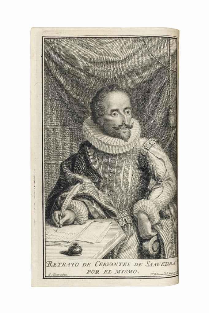 CERVANTES, Miguel de (1547-161