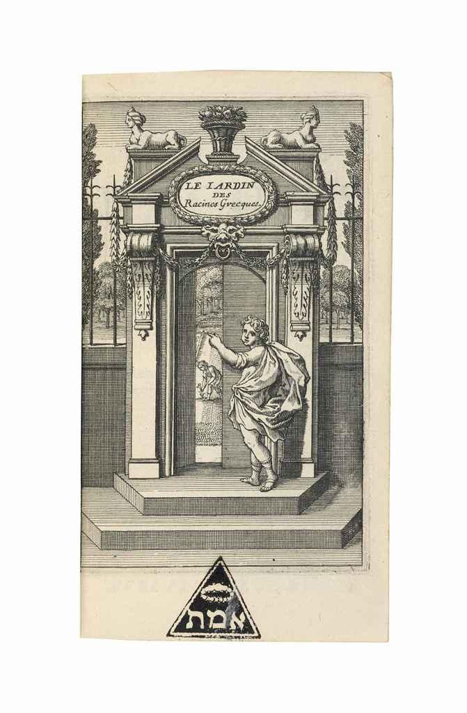 LANCELOT, Claude (1616-1695).