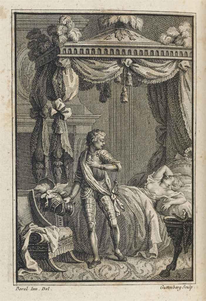 BERQUIN, Arnaud (1747-1791). R