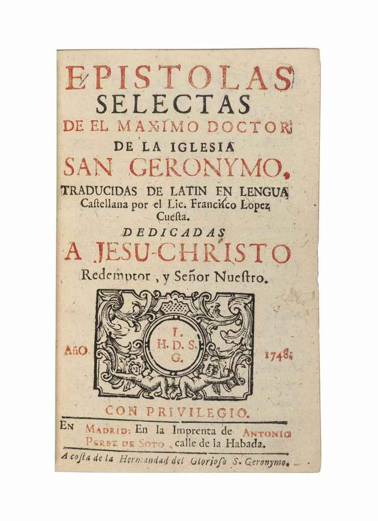 CRASSET, Jean (1618-1692). La