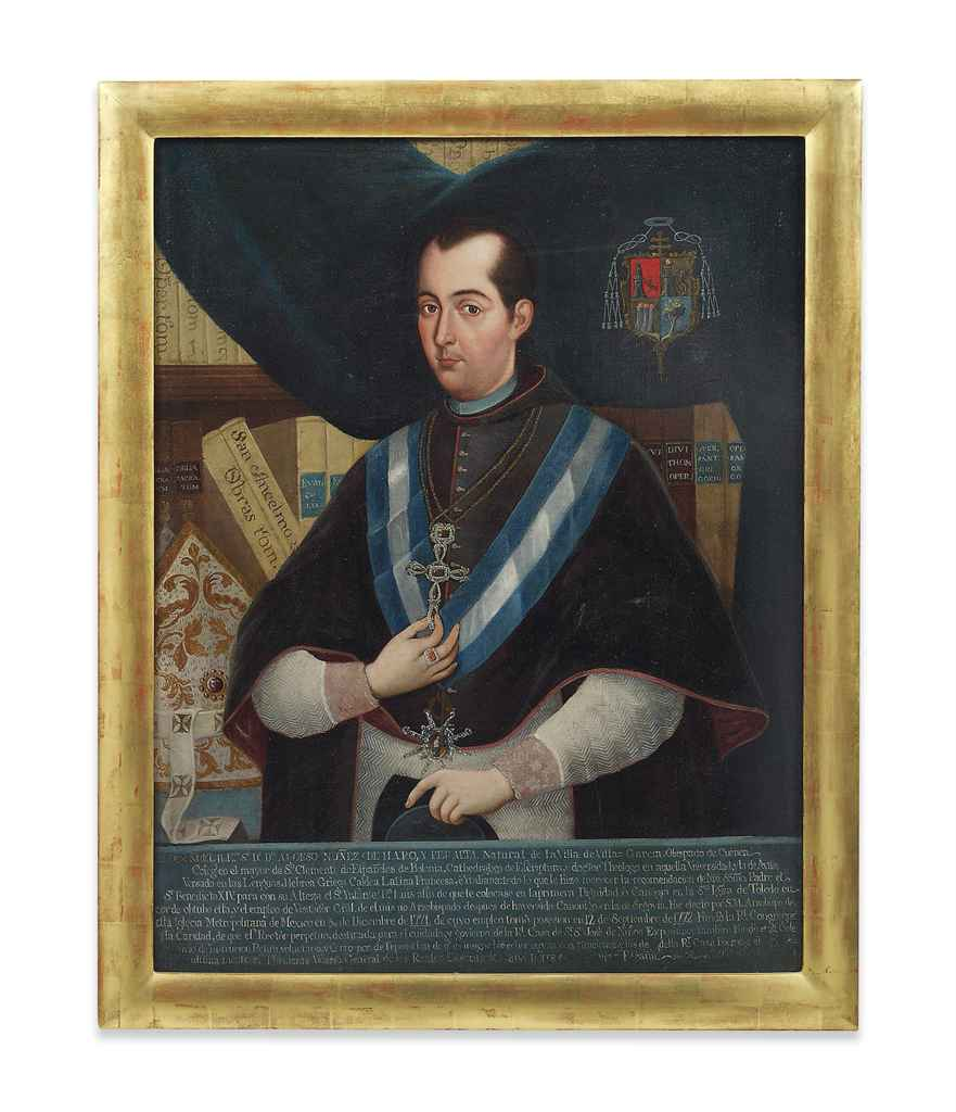 Follower of José de Páez