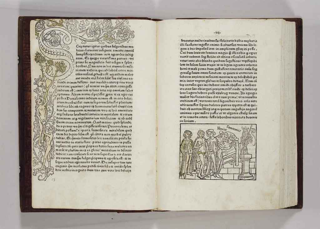 BOCCACCIO, Giovanni (ca 1313-1375) De claris mulieribus Ulm:...