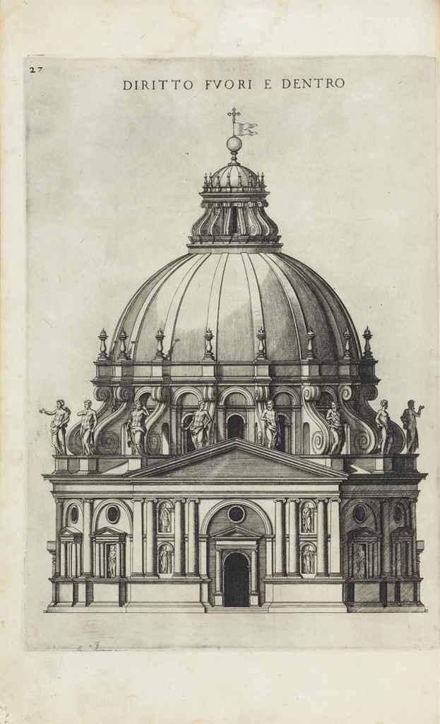 LAFRERI, Antonio (1512-1577), publisher] Collection of 10 p...