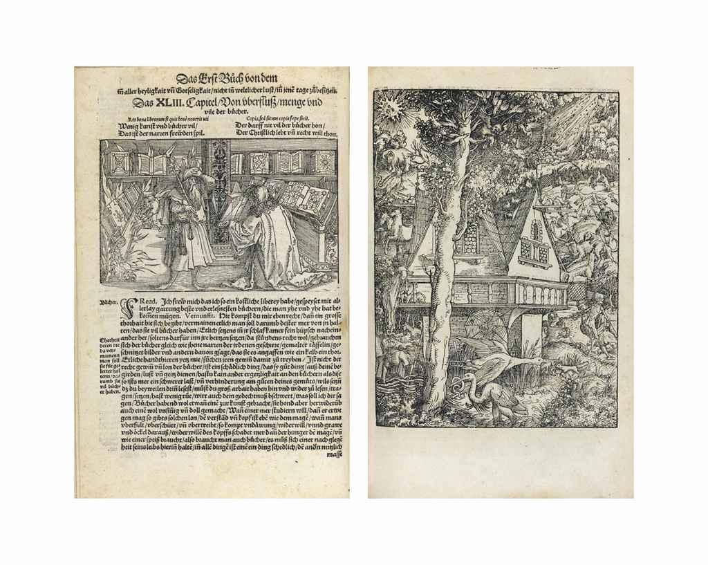 PETRARCA, Francesco Das Glückbuch Beydes dess Gutten und Bös...