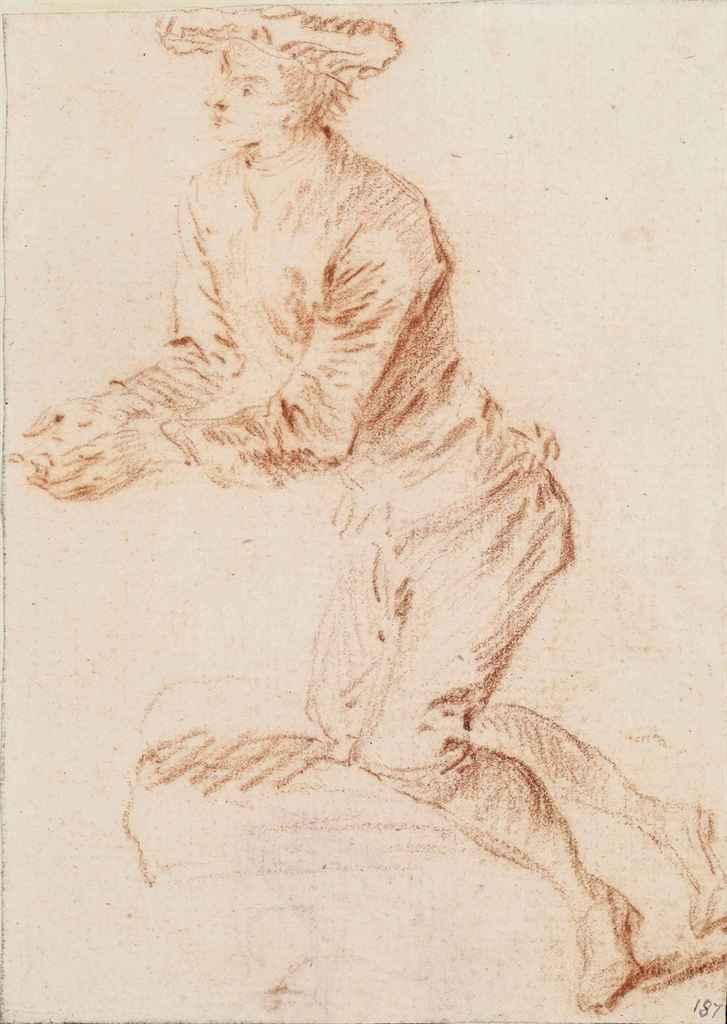 Jean-Baptiste PATER (Valenciennes 1695-1736 Paris)