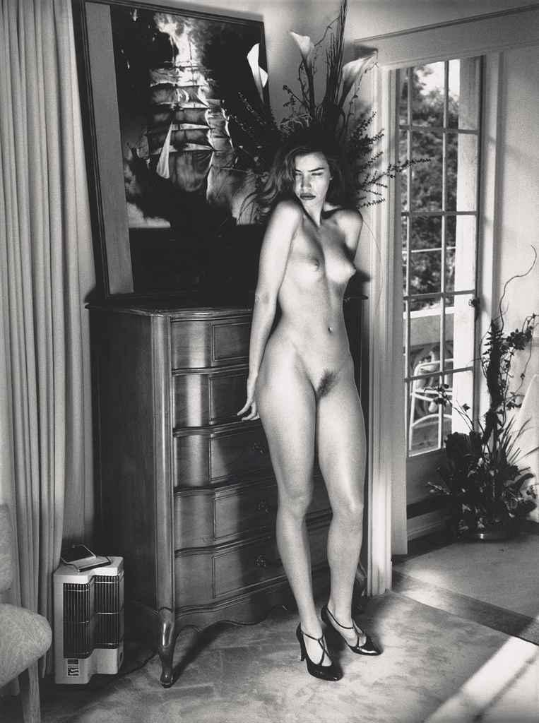 Helmut newton nude photograph, unique lofty marketplace