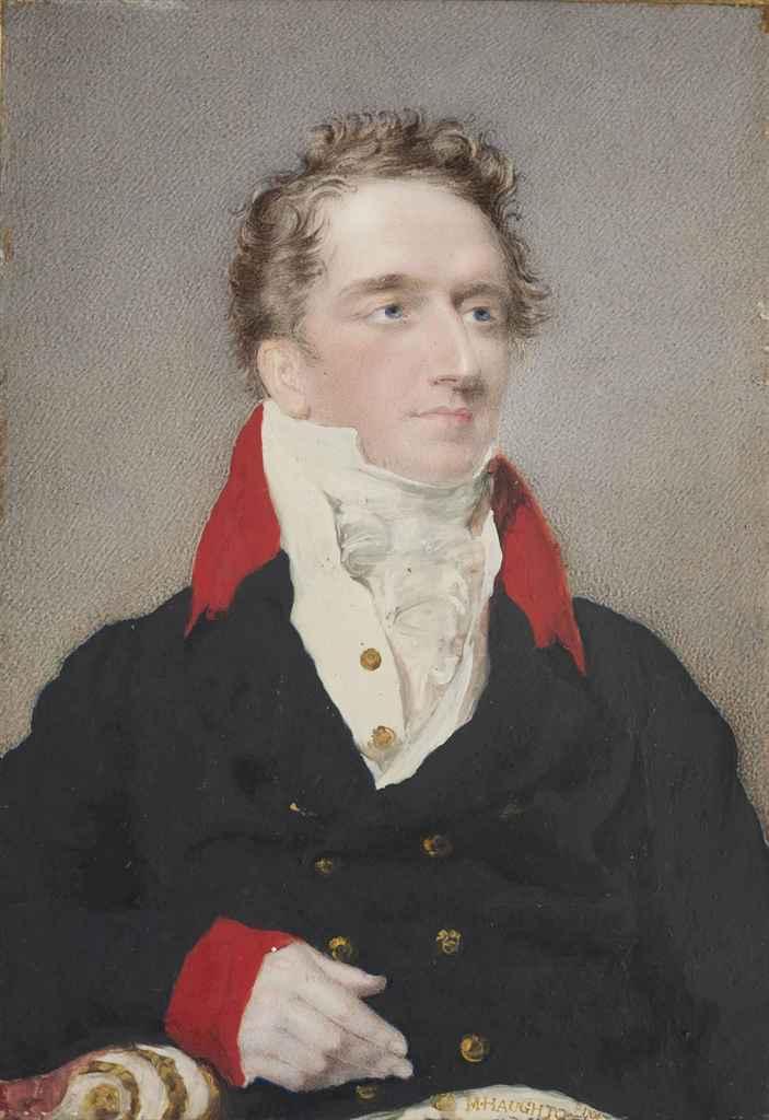M. Haughton (fl.1800-1810s) an