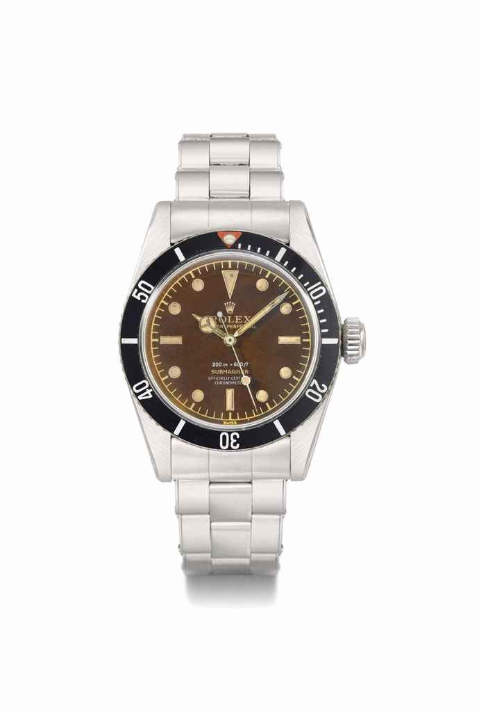 Rolex. A highly charismatic an