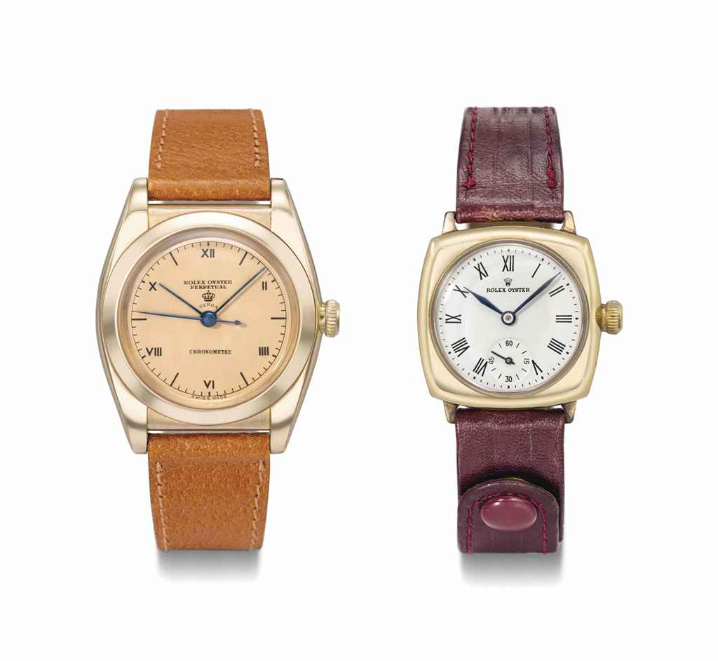 types of rolex watches