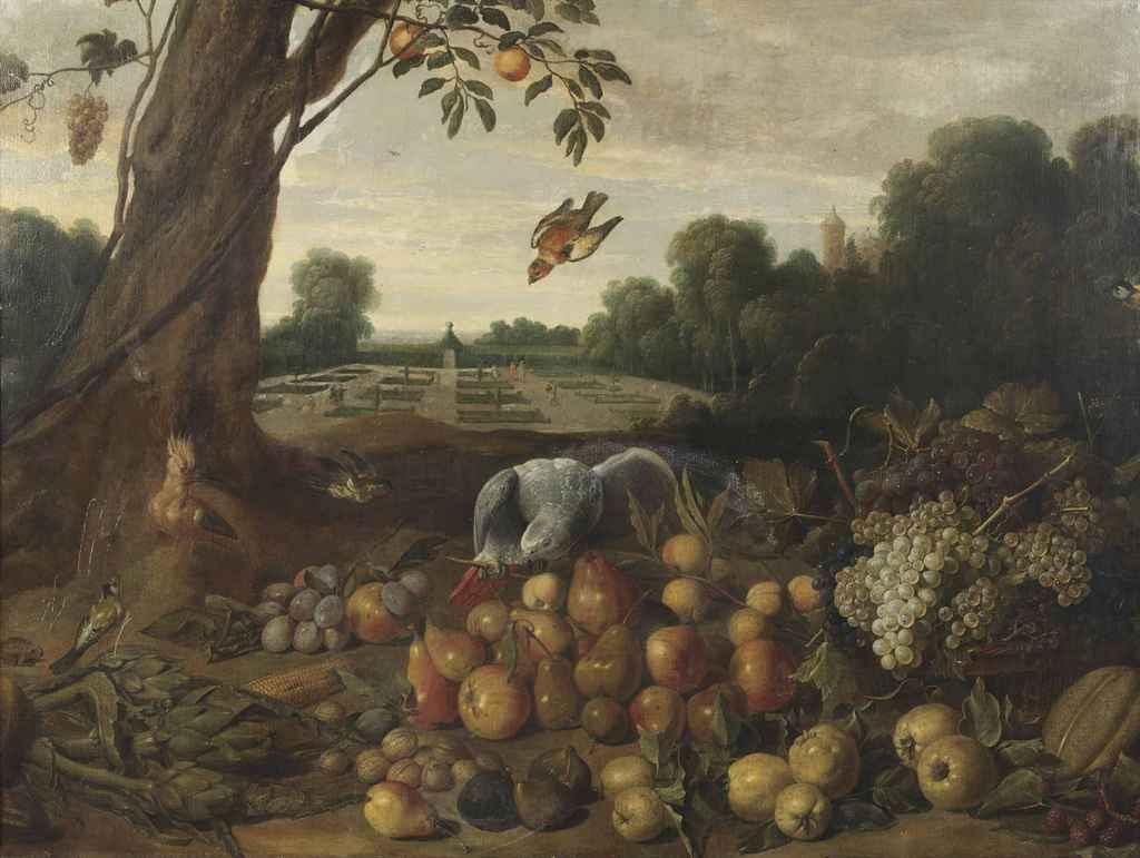 South Netherlandish School, c. 1640