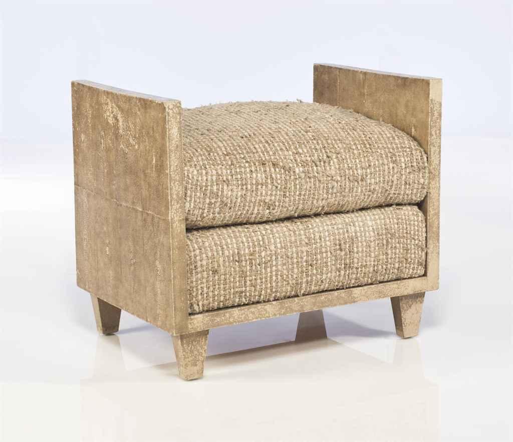 jean michel frank 1895 1941 banquette vers 1925 christie 39 s. Black Bedroom Furniture Sets. Home Design Ideas