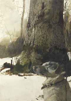 Art History News Andrew Wyeth At Auction