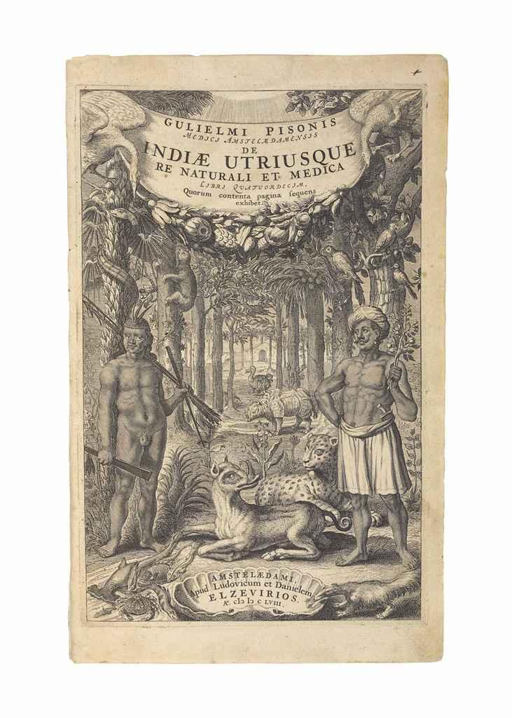 PISO, Willem (1611-1678), Geor