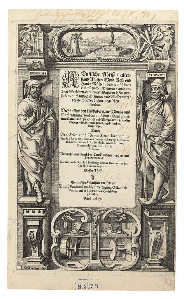 STRADA, Jacobus de (c. 1523-15